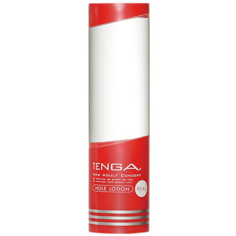 Tenga - Hole Lotion Lubricant Real - нейтральная