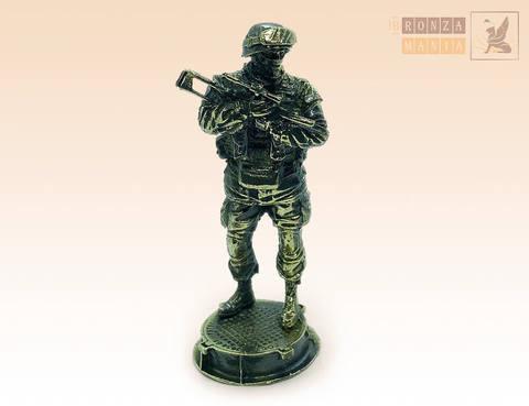 фигурка Солдат спецназа - Современная армия России