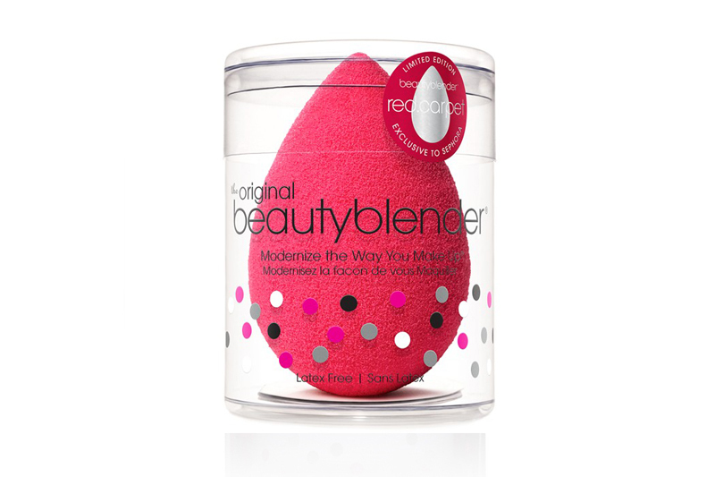 BEAUTYBLENDER ORIGINAL Спонж Red.carpet (красный)