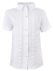 0274 блузка детская, белая