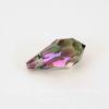 6000 Подвеска Сваровски Drop Crystal Paradise Shine (11х5,5 мм)