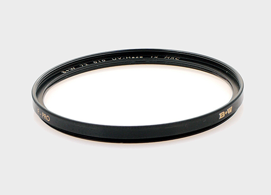 B+W 010M MRC UV-HAZE 55mm