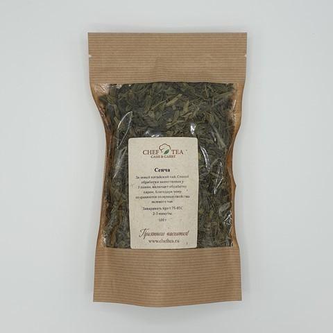 Зеленый чай СЕНЧА, 100 гр