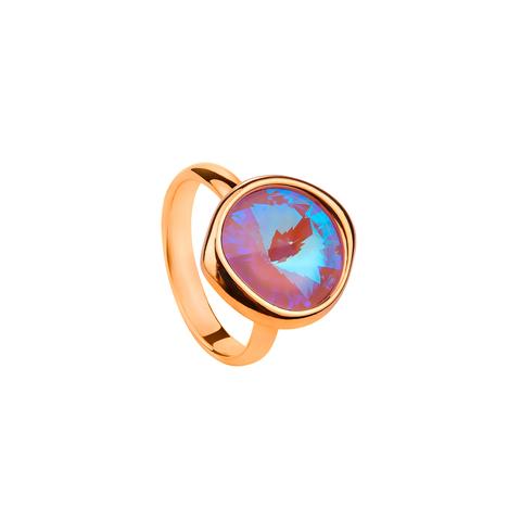 Кольцо Fiore Luna K1902.10 V/RG