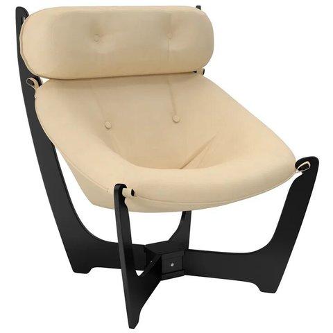 Кресло для отдыха Комфорт Модель 11 венге/Polaris Beige, 013.011