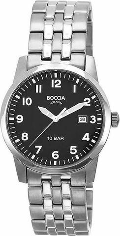 Купить Мужские наручные часы Boccia Titanium 597-05 по доступной цене