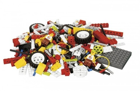 LEGO Education: Ресурсный набор LEGO Education WeDo 9585