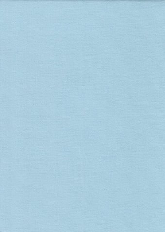 Простыня на резинке 180x200 Сaleffi Tinta Unito с бордюром светло-голубая