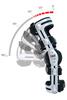Ортез коленный жесткий регулируемый M.4 AGR для лечения genu recurvatum