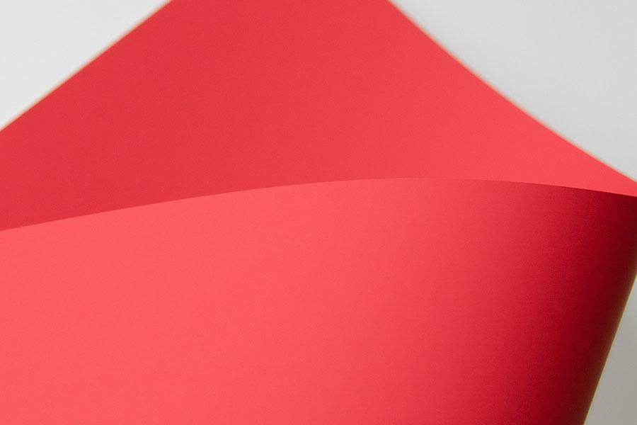 Кардсток Touche Cover, красный 30х30 см