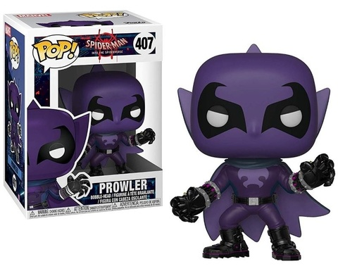 Prowler Funko Pop! Marvel Vinyl Figure || Бродяга