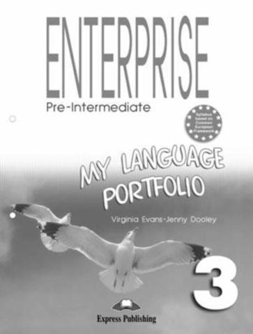 Enterprise 3. My Language Portfolio. Pre-Intermediate. Языковой портфель