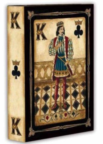 184351 Шкатулка-фолиант