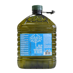 Масло оливковое E.V. Casa Rinaldi, 5л (пластик)