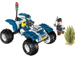 Конструктор серия Полиция Квадрацикл