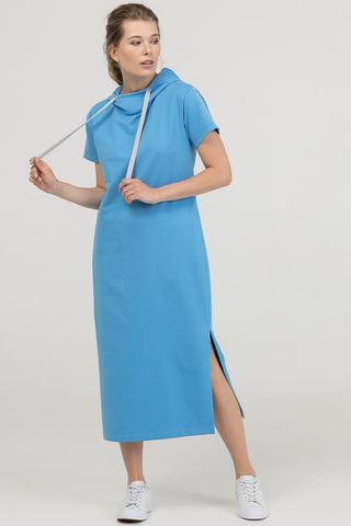 Платье Summer голубое
