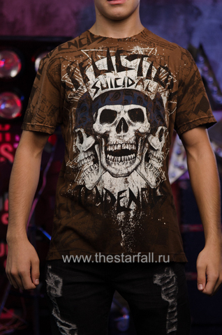 Футболка Affliction Suicidal Tendencies