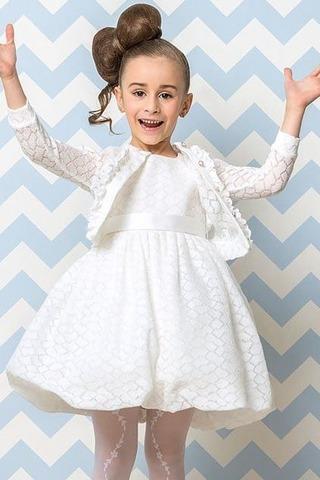 Платье для девочки (2 предмета)