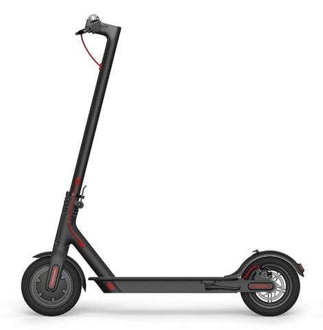 Электросамокат Xiaomi MiJia Smart Electric Scooter M365 (черный)
