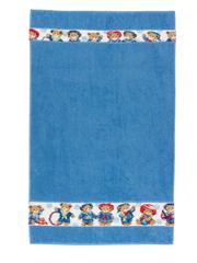 Полотенце детское 50х80 Feiler Svenni голубое