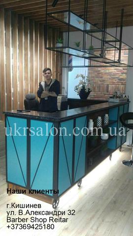 Фото 4 интерьера Barber Shop Reitar