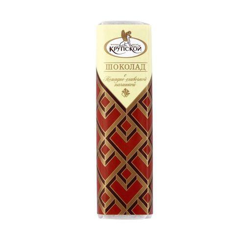 Шоколад Крупской с помадно-сливочной начинкой 50 гр