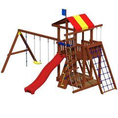 Детская игровая площадка «Джунгли 9КС»