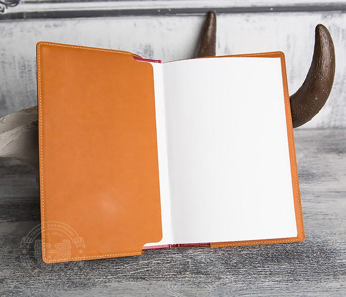 BY05-05-02 Подарочный кожаный ежедневник «Шерлок Холмс: Детали расследования» фото 07
