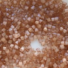 05112 Бисер Preciosa рубка 9/0, коричневый сатин
