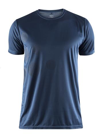 Craft Eaze SS Graghic футболка спортивная мужская синяя