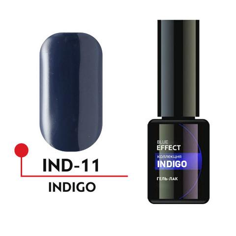 Формула Профи, Гель-лак УФ/LED - Indigo №11, 5 мл. (фото 1)