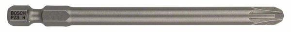 3 биты для шуруповерта 89мм PZ3 XH Bosch 2607001585