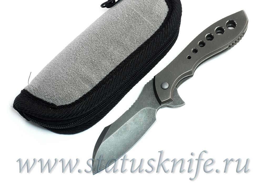 Нож Vanquish Jeremy Marsh Custom