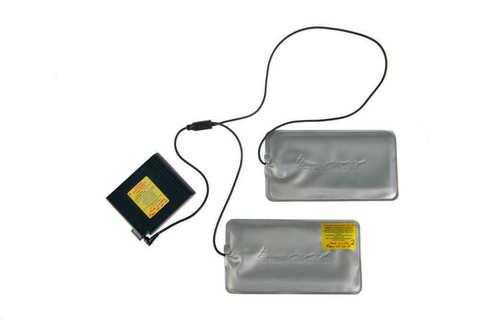 Греющий комплект RedLaika ЕСС ГК2 ДУ (2 модуля + доп. акк*) с пультом управления для одежды