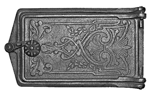Дверка поддувальная печная ДП-2 270×160мм(250х140мм) Литком