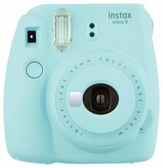 Фотоаппарат Fujifilm Instax Mini 9 - Ice Blue Instant Camera