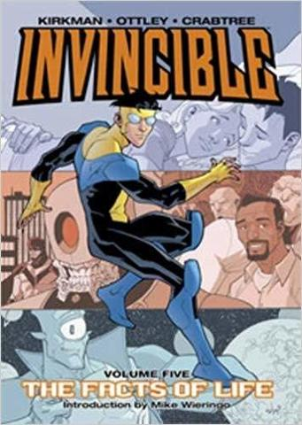 Invincible vol 5