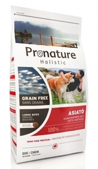 Корм для собак, Pronature Holistic Grain Free Asiato (крупная гранула)