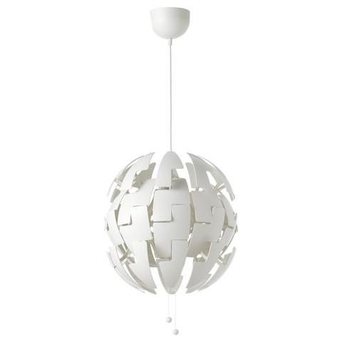ИКЕА ПС 2014 Подвесной светильник белый