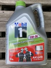 АКЦИЯ - MOBIL 1 ESP 5w30 4л+1л в подарок