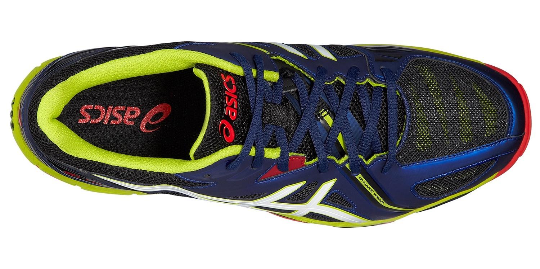 Мужские волейбольные кроссовки Асикс Gel-Volley Elite 3 (B500N 5001) синие