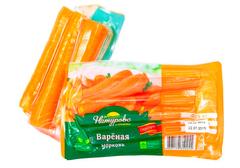 Морковь вареная, 350г
