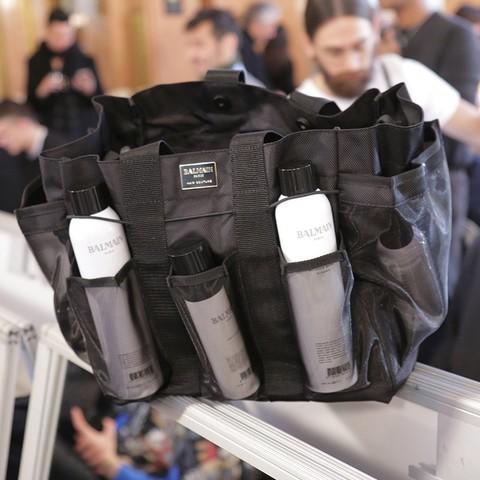 Balmainhair Бэкстейдж сумка для cтилиста L-size Backstage Balmain Bag Large (32*22*31 cm)