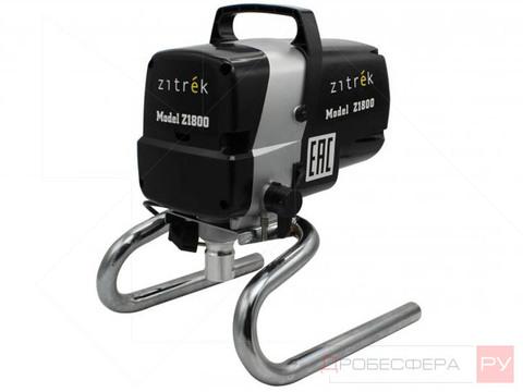 Безвоздушный окрасочный аппарат Zitrek Z1800