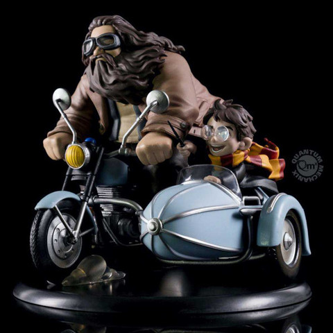 Фигурка Harry Potter and Rubeus Hagrid