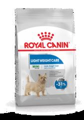 Royal Canin Mini Light Weight Care для взрослых собак мелких пород, склонных к ожирению