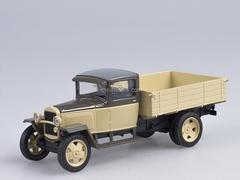 GAZ-MM 1946 beige-gray 1:43 Nash Avtoprom