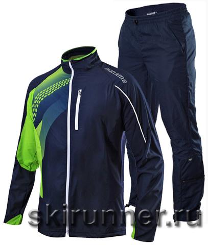 Костюм беговой Noname Pro Endurance Blue 2015