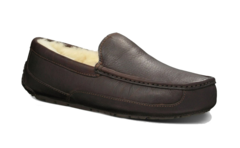 UGG Ascot Chocolate Leather
