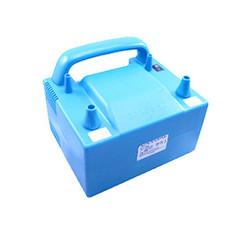 Компрессор с двумя клапанами плавного нажатия Голубой